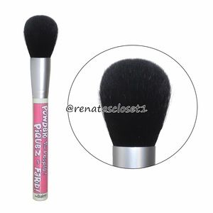 """The Balm """"Powder to the People"""" Face Brush NIP"""